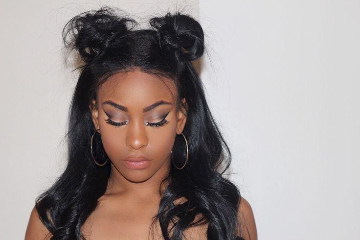 Cute Black Hair Styles: 25+ Best Ideas About Cute Weave Hairstyles On Pinterest