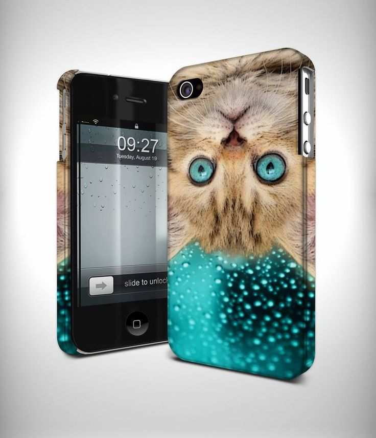 £18.97 - How do you like this image of an upside down cat? What do you think of his eyes?