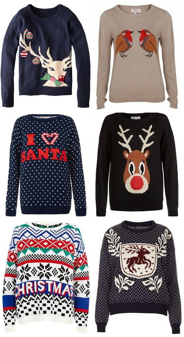 Which #Christmas jumper will you be going for this year?
