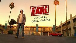 My Name Is Earl is an American television comedy series created by Greg Garcia that aired on the NBC television network from September 20, 2005, to May 14, 2009, in the United States. It was produced by 20th Century Fox Television and starred Jason Lee as the title character, Earl Hickey. The series also stars Ethan Suplee, Jaime Pressly, Eddie Steeples, and Nadine Velazquez.