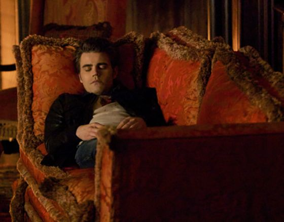 """""""The Vampire Diaries"""" executive producer Caroline Dries and star Paul Wesley clear up some confusion on the state of Silas now that Amara drained him of the cure. Is he alive, dead, mortal, immortal, or something else entirely?"""