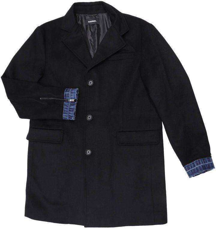 Diesel Coat Coat Kids