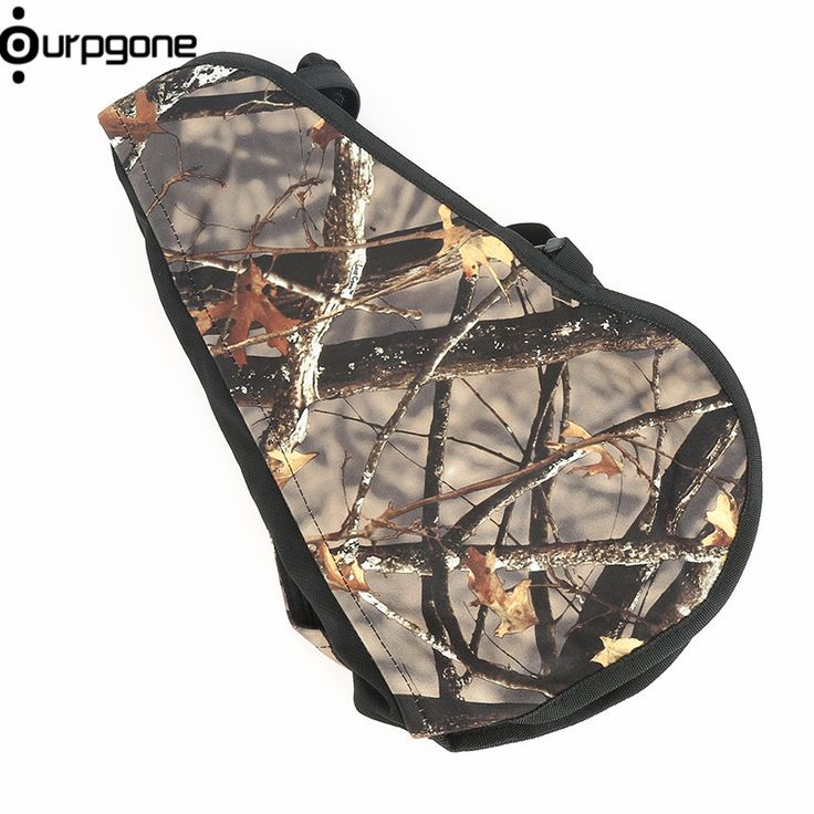 1pc Archery Bow Cover Hunting Archery Bow Case Fits Mathews Black Greek Deluxe Compound Hunting Bow carrier bag holder