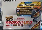 Gigabyte Technology GA-990FXA-UD3 AM3 AMD Motherboard (Rev 3)
