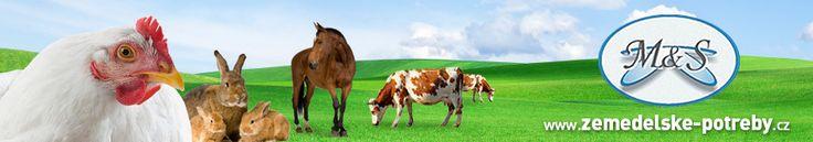 Zemědělské potřeby M+S s.r.o. - chovatelské potřeby