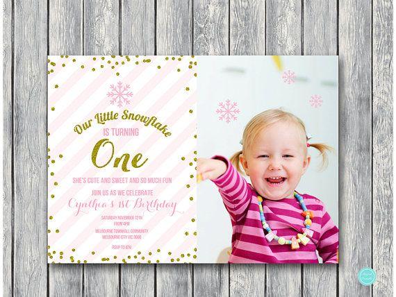 Winter Onederland invitation Winter Invitations by BrideandBows #babyshowerideas4u  #birthdayparty  #babyshowerdecorations  #bridalshower  #bridalshowerideas  #babyshowergames  #bridalshowergame  #bridalshowerfavors  #bridalshowercakes  #babyshowerfavors  #babyshowercakes