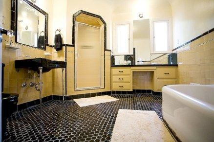 awesome 50 Yellow Tile Bathroom Paint Colors Ideas