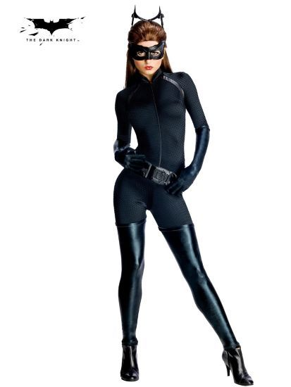 Sexy Catwoman Costume   Sexy Batman The Dark Knight Rises Costumes