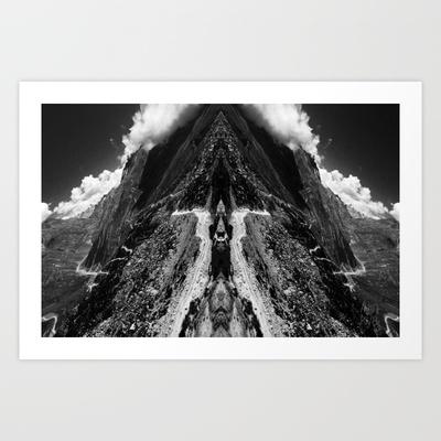 Lift off Art Print by Ajinkya Pawar - $20.00