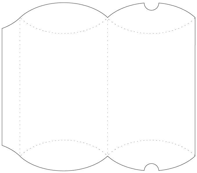 Best 20+ Pillow box template ideas on Pinterest   Pillow box, Box ...