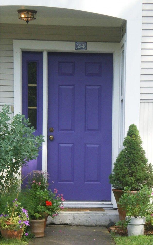 Exterior Door Color Ideas best 25+ colored front doors ideas on pinterest | front door paint