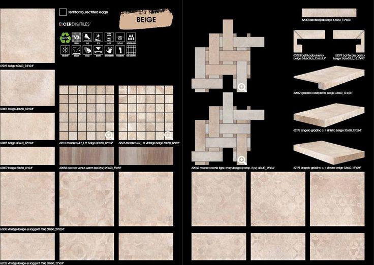 19 best Cerdomus - série Verve images on Pinterest Tiles