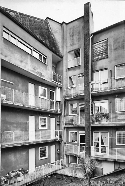 mario asnago e claudio vender - edificio per abitazioni palazzina smeraldo, cantù (como), via longoni 8, 1963