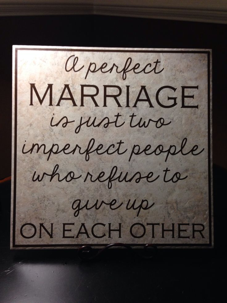 Never give up marriage My Style Pinterest