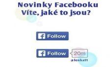 Novinky Facebook z prosince 2013  #facebook #follow #newsfeed, více na www.justmedia.cz #justmediablog #socialnisite