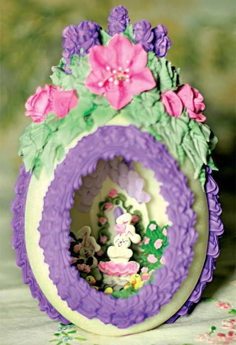 151 Best Images About Panoramic Easter Eggs On Pinterest