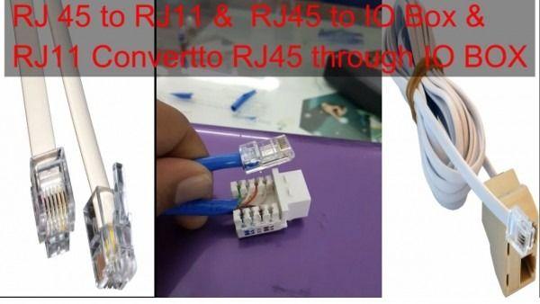 Rj11 To Rj45 Pinout Diagram Rj45 Diagram