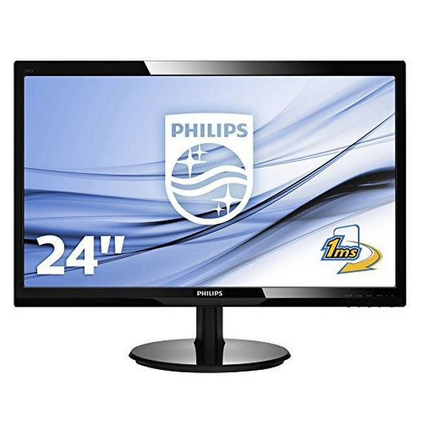 Philips 246v5lhab Monitor 24 Led 16 9 5ms Mm Hdmi If You Re Passionate About It And Electronics Like Being U Reaktionszeit Stereo Lautsprecher Laptop Gunstig