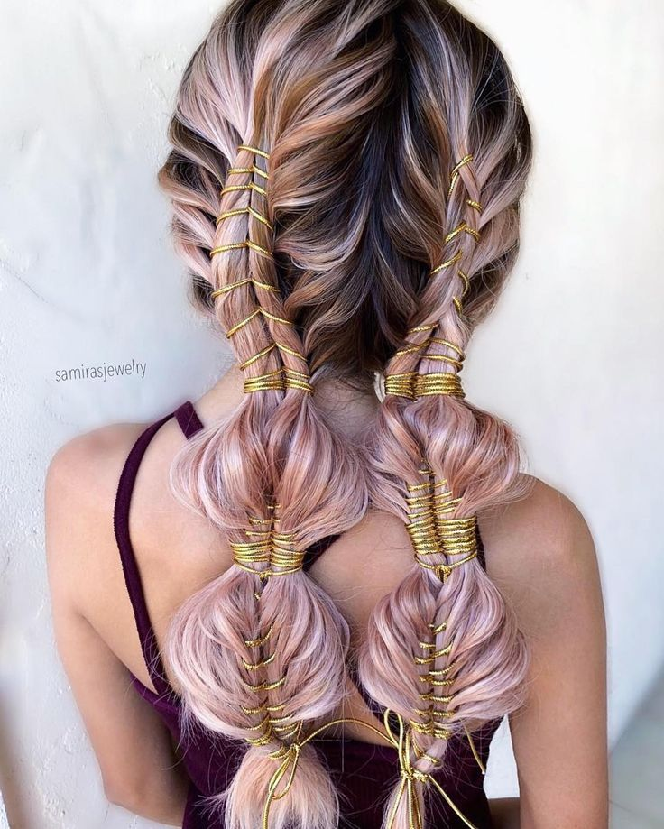 Wedding Hairstyle Trends 2019: 10 Gorgeous Braided Hairstyles You Will Love