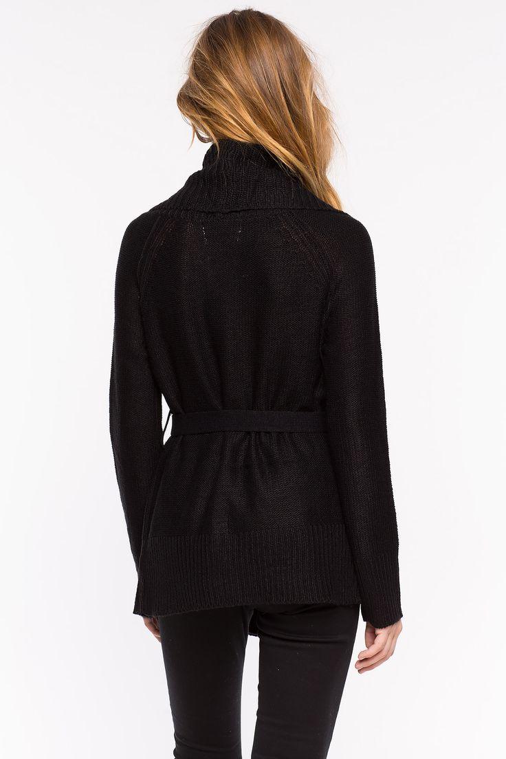 Кардиган Размеры: S, M, L Цвет: кремовый, черный, кофе с молоком, угольный Цена: 1285 руб.     #одежда #женщинам #кардиганы #коопт