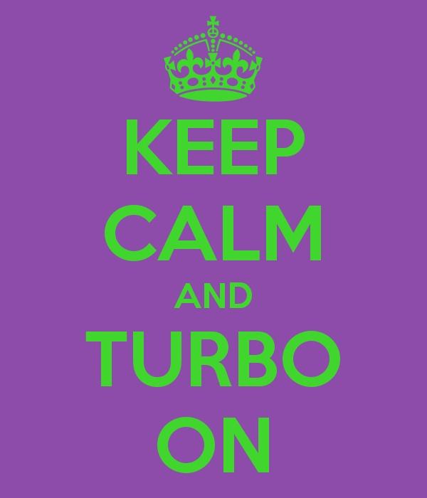 dmc how to turn on turbo mode