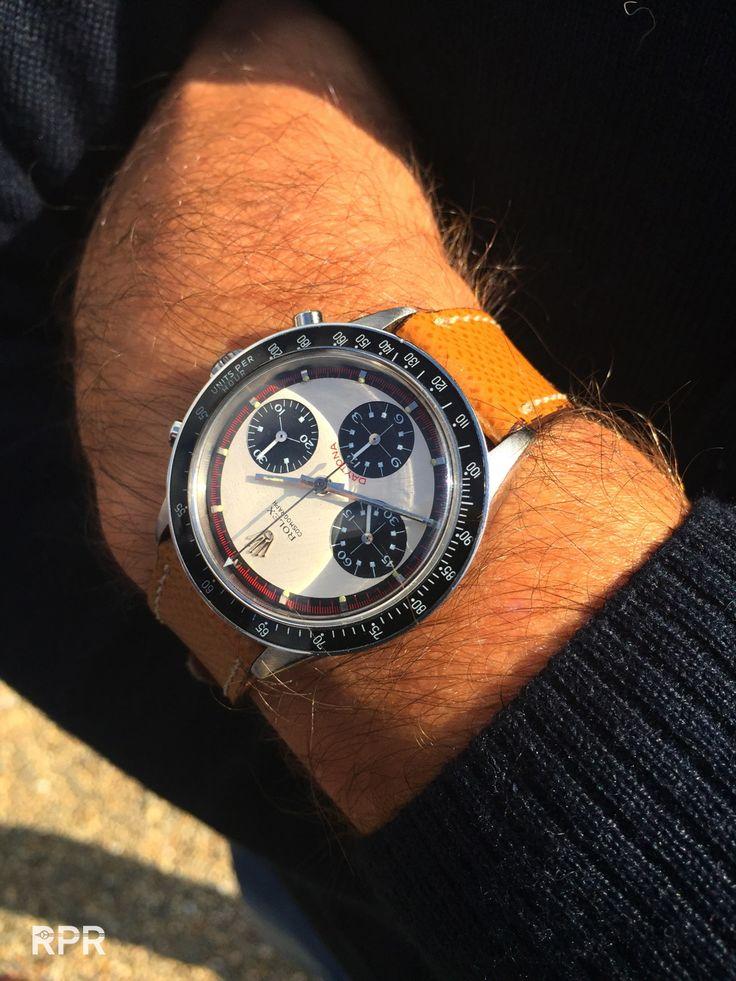 Rolex Daytona paul newman wristshot