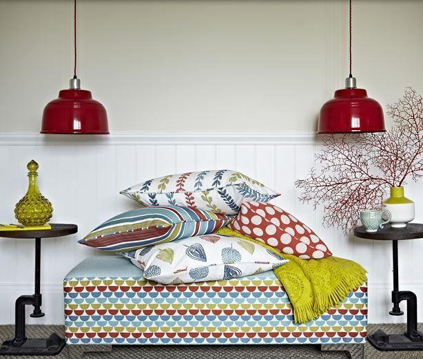 #annika #prestigious #textiles #upholstery #softfurnishings #interiors #cushions #curtains #blinds #shabbychic #retro www.ashley-interiors.co.uk #madetomeasure #denbydale #yorkshire