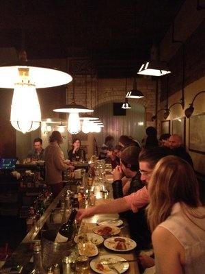 Spuntino - best American food in London...