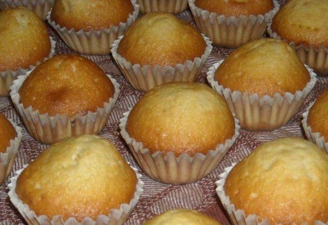 Alap muffin Fonott kalácstól