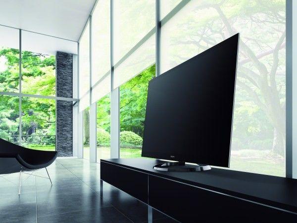 New Sony TV at IFA