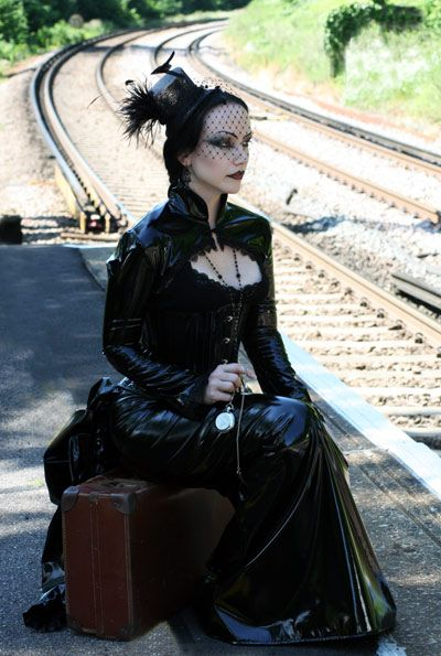Lady Amaranth - Goth subculture - Wikipedia, the free encyclopedia