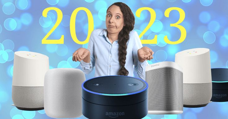 What will smart speakers be like in 2023?