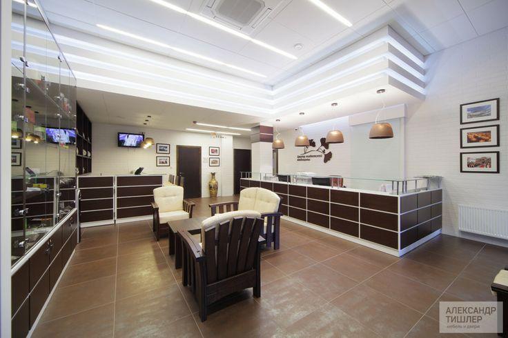 Мебель в Центр тибетской медицины