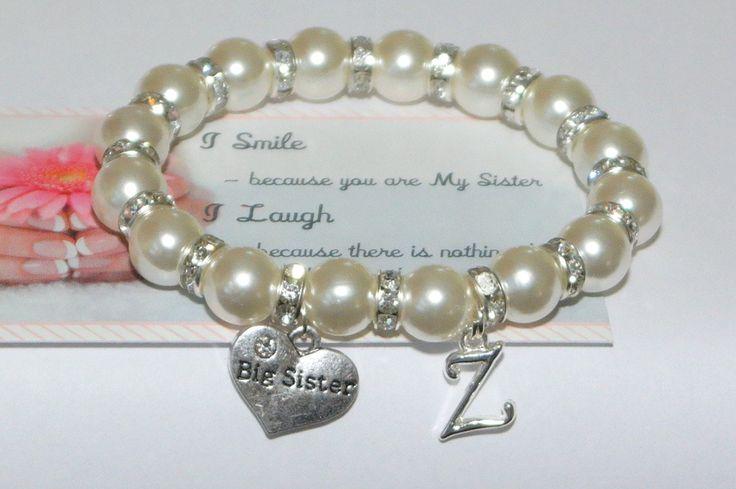 Etsy Toddler Pearl Bracelet