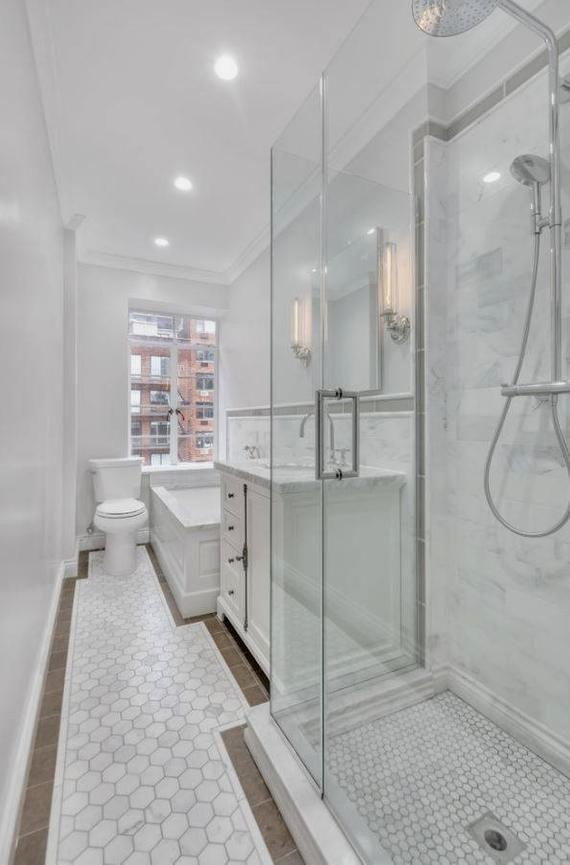 Interior Design, Home Decorating Service - Custom Design Concept Board -  Professional Advice - Bathroom