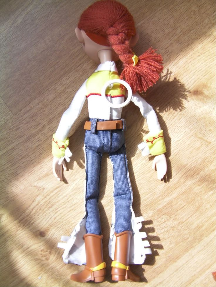 jessie toy story back view Google Search Jessie toy