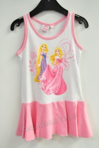 Sukienka dziewczęca EN1265  _A12  (3-8)