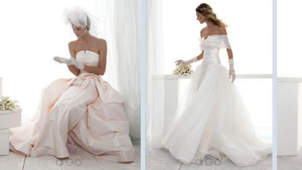 Gli abiti da sposa di Giò della primavera-estate 2013