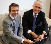 """""""While many national organisations are already part of DoSomethingNearYou, the ultimate goal is to have every local community group – including those in the electorate of Longman – list themselves for free on the site. """"That's why I'm excited to be directly involved"""" says MP Wyatt Roy. #volunteer #getinvolved #DSNearYou"""