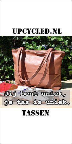 Naaipatronen voor tassen - hergebruik ipv plastic tassen kopen