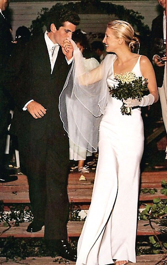 43 best jfk jr images on pinterest jfk jr john kennedy for Bessette kennedy wedding dress