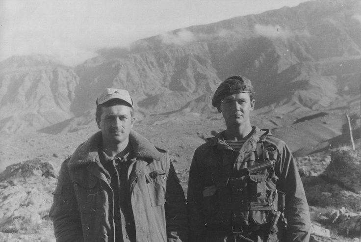 Soviet soldiers-internationalists in Afghanistan - photo thread - AR15.Com Archive