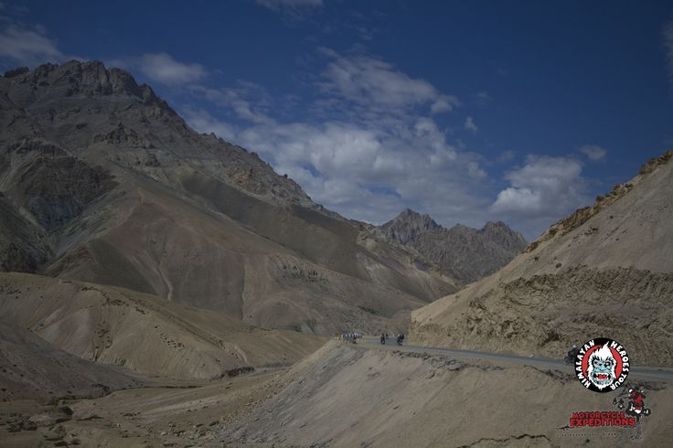 The roads we ride up in the Himalayas, are like nowhere. The Himalayan twisties are amazing to ride. Land is barren and photogenic, people are friendly and their hospitality is heart warming.