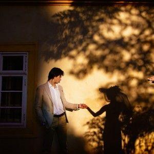 Свадебный фотограф в Праге | Wedding photographer in Prague