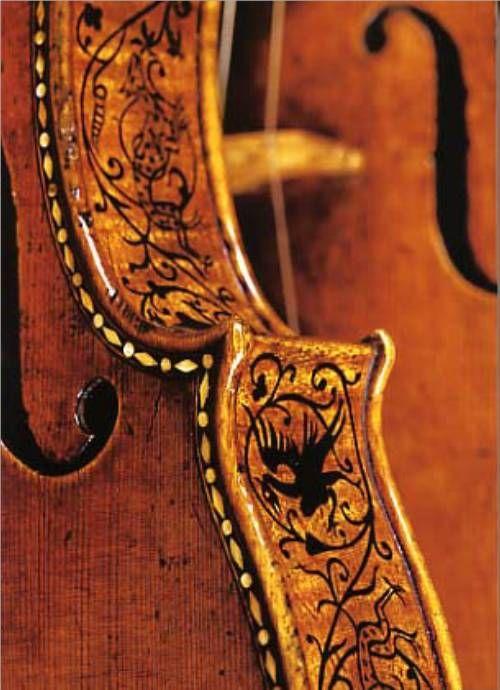 Antonio Stradivari (1644-1737) - Perfection