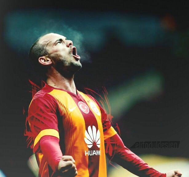 Wesley Sneijder..