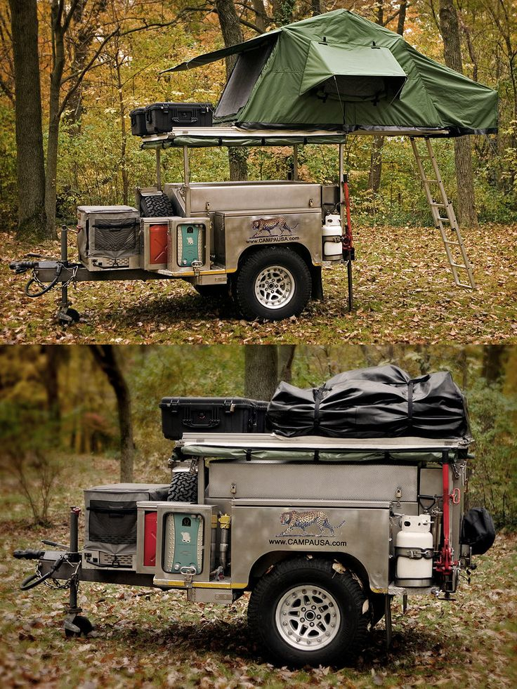 Toyota FJ Cruiser Forum - View Single Post - (Mostly) Complete List of Off Road Trailer Manufacturers...