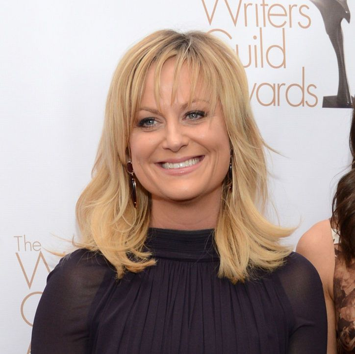hair style photos free hair news of the morning poehler got bangs and they 8212