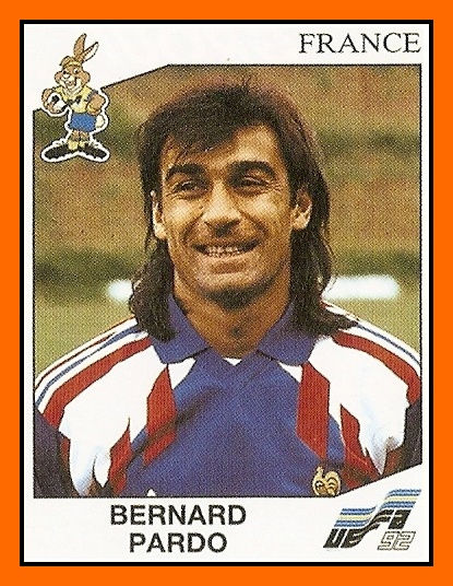 Bernard Pardo - France