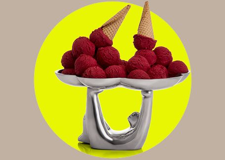 The Centre Piece - on a cloud is a whimsical full bodied sculptural character who supports a cloud in the shape of a versatile platter. Serve any selection of creative snacks to your guests or separate the elements into two perfect stand-alone pieces. www.carrolboyes.com